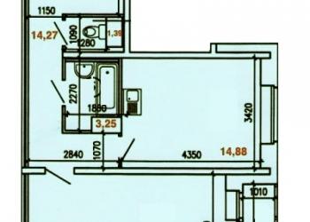Однокомнатная квартира в Выборгском районе