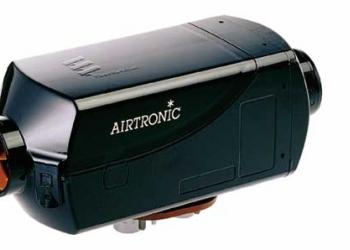 Отопители Эберспехер Airtronic для обогрева салона любого транспорта