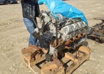двигатель,  камаз 740  с хранения без эксплуатации