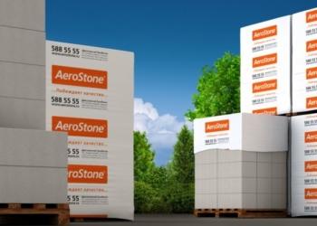 Газосиликатные блоки AeroStone в Чехове, Подольске, Серпухове