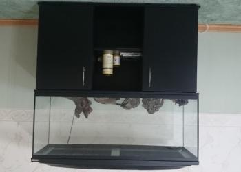 продам аквариум б/у в отличном состоянии