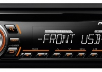 Продам новую автомагнитолу Pioneer DEH-1600UBA