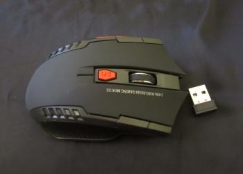 Беспроводная игровая компьютерная мышка Fan Tech