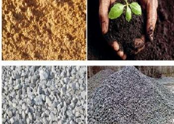 Чернозем песок опгс грунт цемент 89202952582 без выходных