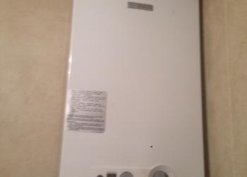 ремонт установка газовых колонок плит