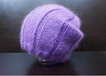 Удлиненная шапка