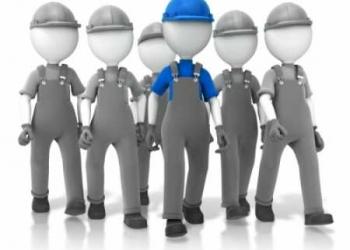 Предоставляем рабочий персонал