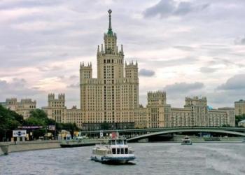 Эксклюзивная квартира в высотке на Котельнической.