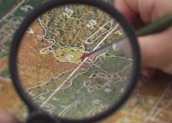 Вынос границ  земельных участков на местности