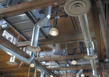 Производство систем вентиляции