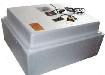 Инкубатор бытовой Несушка на 63 яйца, аналоговый, автопереворот 220/12В
