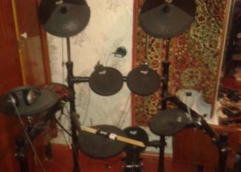 Электронная барабанная установка NUX DM-3