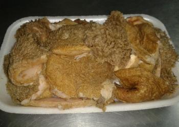 Мясо для собак-говядина, баранина, курица.