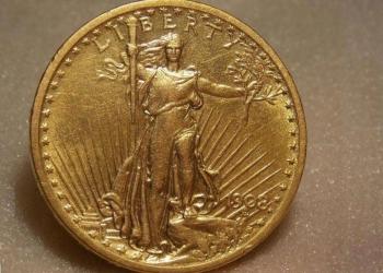 Продам Золотую монету.