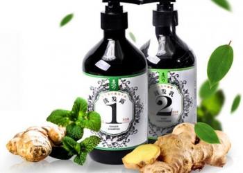 Лечебный продукт для волос Цзян Ли на основе сока имбиря от 800 руб.