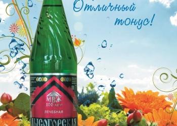 Лечебная вода Лысогорская