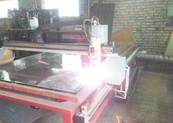 Станок ЧПУ для плазменной резки (раскрою) металла