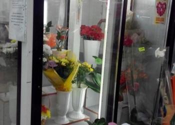 Продаётся отдел цветов и сувениров