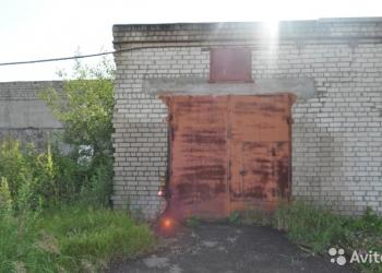 Продам двухэтажный кирпичный гараж