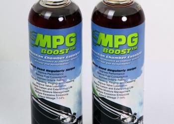 MPG BOOST.Биокатализатор горения топлива