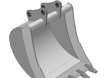 Ковши экскаваторные для JCB 220(1,5м3)