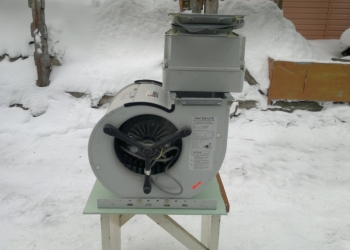 Вентилятор наддува ФИШБАХ