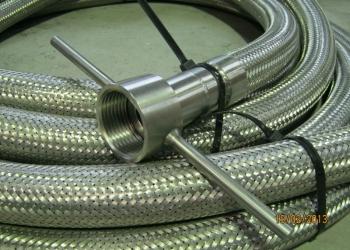 Струбцины для ж/д цистерн слива налива СУГ. Струбцина для СУГ Сжиженных Газов