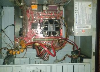 Продам компьютер Amd athlon 2x 64 4400+  рабочей