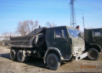 КАМАЗ мод 54112 самосвал -10 тн