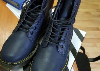Зимние НОВЫЕ ботинки на девочку