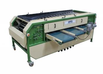 оборудование машина для сортировки овощей, картофеля, лука, моркови, свеклы УК-1