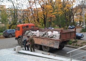 Срочный вывоз мусора после ремонта