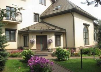 Продается дом 680 кв.м. на участке 36 соток: Московская обл., д. Семенищево