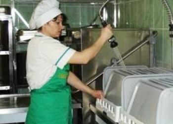 требуются посудомойщицы