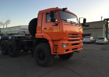 Тягач КАМАЗ-65221 (400л.с) новый + полуприцепы