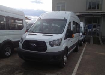 Ford Transit Shuttle Bus 19+3 SVO
