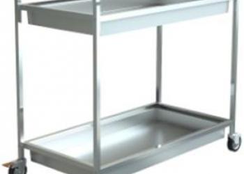 Тележка для сбора посуды  ТТ-ВU105A