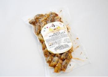 Оливки Schiacciata 250 гр. вакуум - Italy