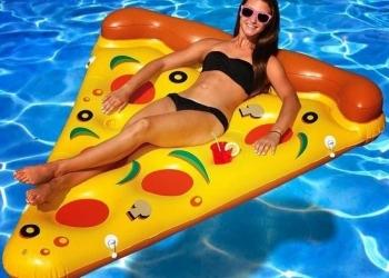 Надувной матрас Пицца 2017