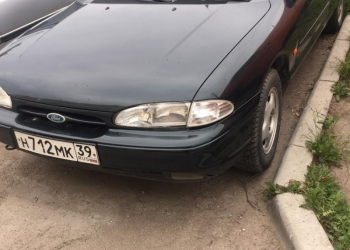 Ford Mondeo, 1995