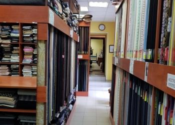 Магазин итальянских тканей