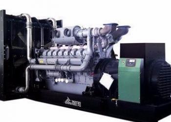 Электростанция дизельная 1600 кВт двигатель PERKINS