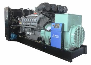 Электростанция дизельная 1800 кВт двигатель PERKINS