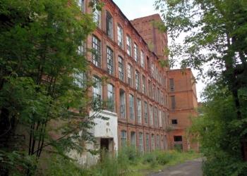 Производственная площадка 40 тыс кв.м в г. Вичуга