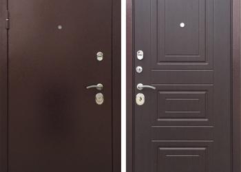Стальные двери Shelter