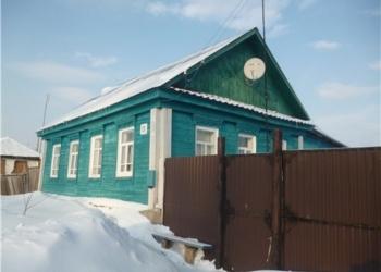 недорого недалеко от города добротный деревянный дом