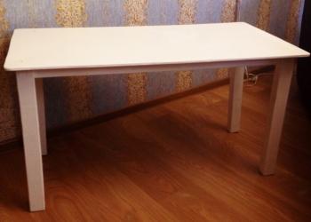 Детский длинный стол. Ручная работа