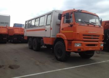 Вахтовый автобус КАМАЗ  28 мест