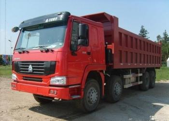 Оказываем услуги по перевозке грузов самосвалом