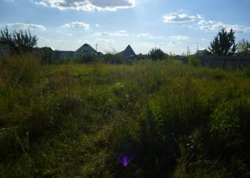 ППродается земельный участок в собственности
